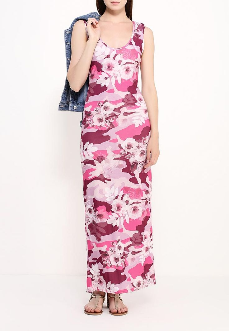 Розовое камуфляжное платье Missi London — http://fas.st/xpQcJ