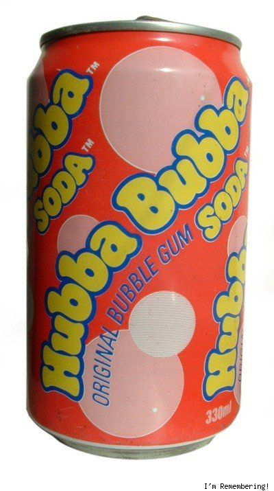 Hubba Bubba Bubble Gum Flavoured drink. WHERE DID THIS GO!?!?    It was so damn good!