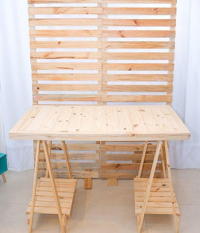 Pallet Furniture Table Decoracao De Festa Rustica Moveis Para