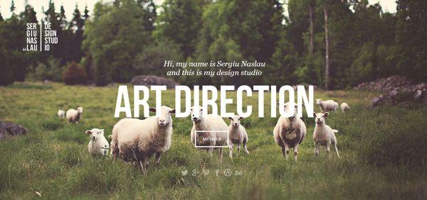 Sergiu Naslau Design Studio website coming soon page by Sergiu Naslau