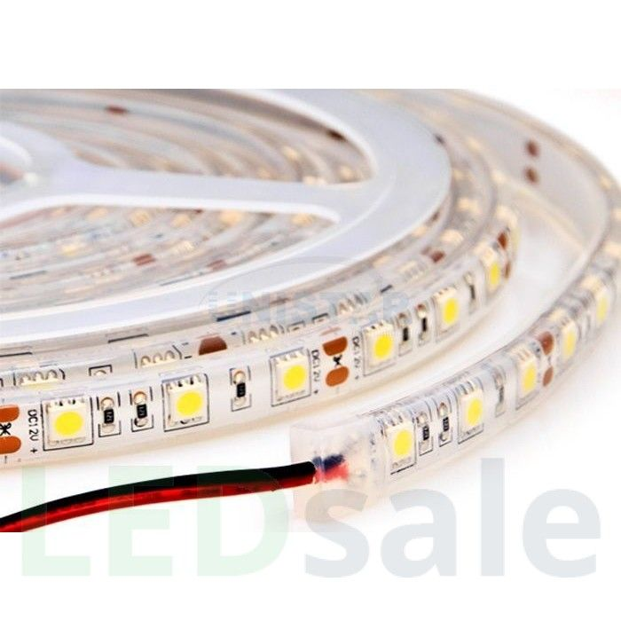 5M LED Nauha 60 LED/m - Vesitiivis (IP68)