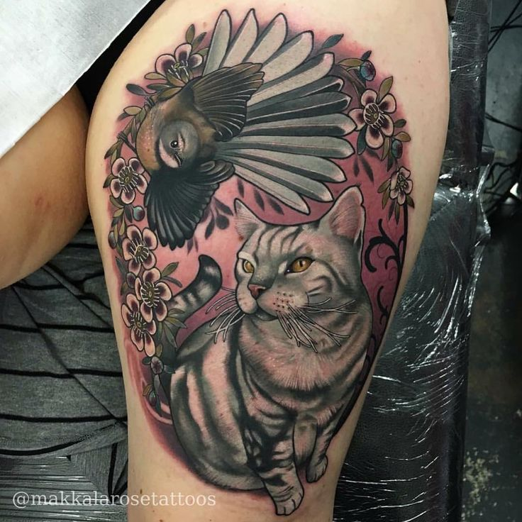 Done by the lovely makkala rose makkalarosetattoos