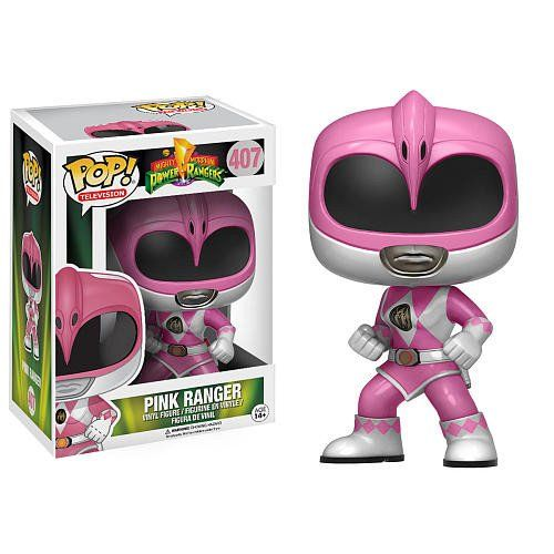 Funko POP Television: Power Rangers - Pink Ranger