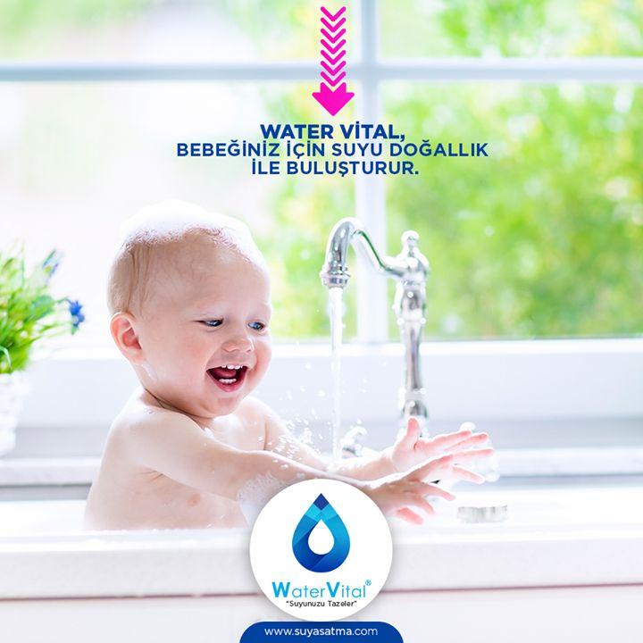 Bebekler, yetişkinlere göre mikroplara karşı daha zayıf ve ciltleri daha hassastır. Bu yüzden içme suları ve banyo suları daha güvenli olmalıdır. Water Vital, bebekler için suyu doğallık ile buluşturuyor. Ailelerin içi rahatlıyor. Ayrıntılı bilgi için:  📞 (0542) 503 07 35