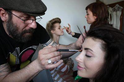 All about Rocco's make up: Ro&Ro  - A scuola di trucco con Rocco&Rosy