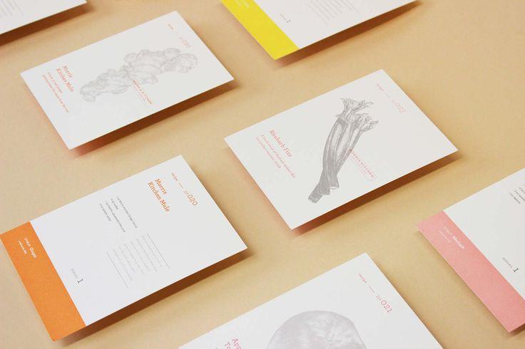 M.K. Collaborations Box Set no. 2 - Jefferson Cheng — Design & illustration