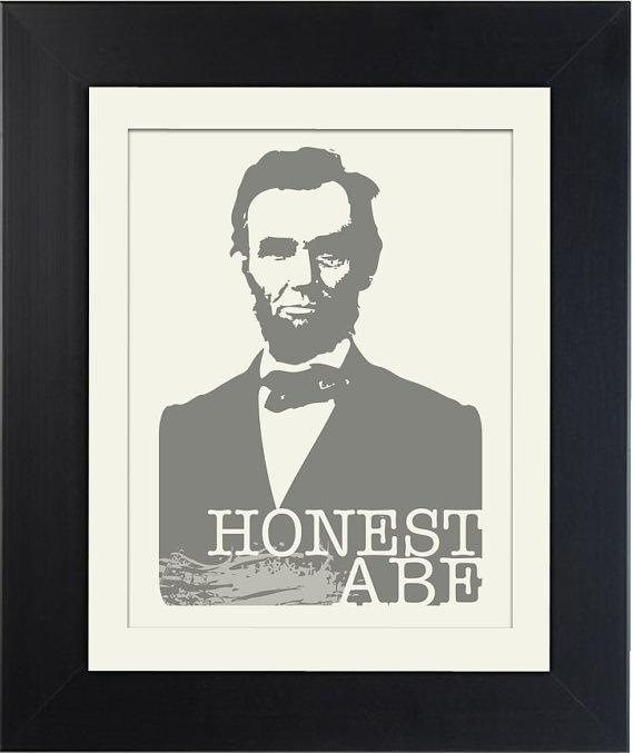 Honest Abe | He... Honest Abe Book