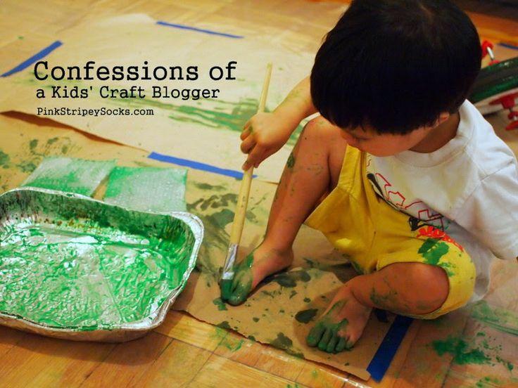 Pink Stripey Socks: #riskrejection- Confessions of a Kids' Craft Blogger
