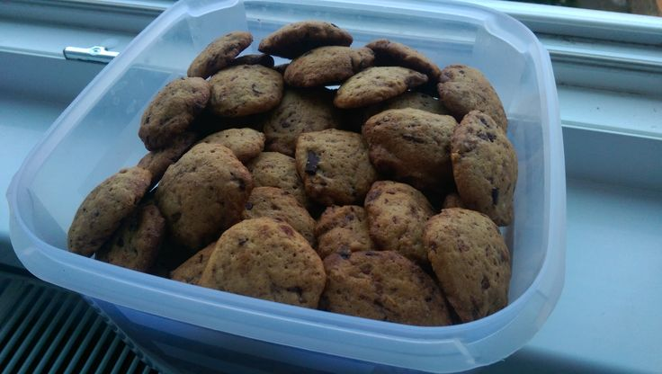 My #chocolate #biscuits :)