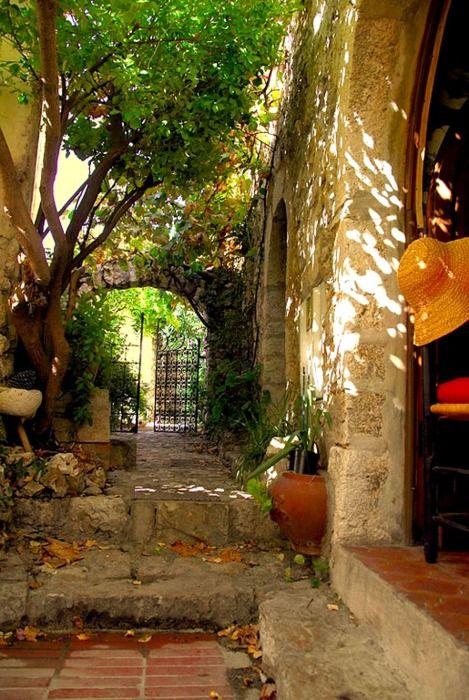 Ancient Passage, Eze, Cote d'Azur, France: Rating Dazur, Riviera, Favorite Places, Beautiful Places, Beautiful France, Costa, La France, Photo, Ancient Passage