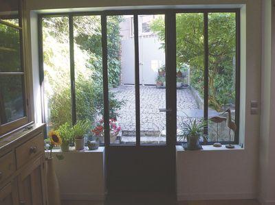 17 meilleures id es propos de portes coulissantes de patio sur pinterest - Transformer garage en cuisine ...