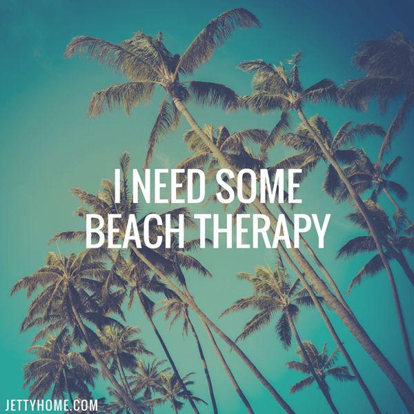 A little beach therapy is always a good idea :) #beachtherapy #beachlife…