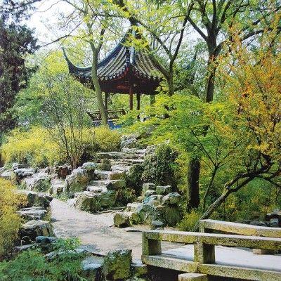 Architecture du jardin chinois