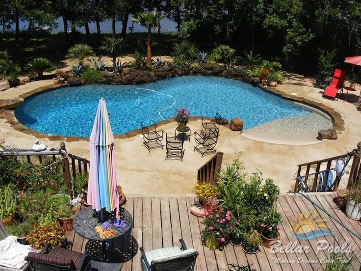 18 Best Images About Pools On Pinterest | Different Shapes