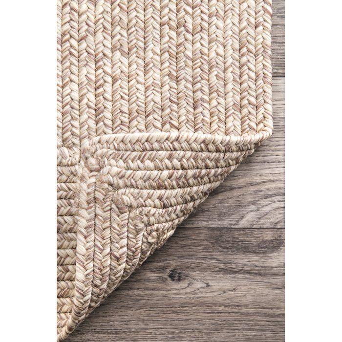 Bromsgrove Handmade Braided Tan Indoor Outdoor Rug Area Room Rugs Area Rugs Rugs On Carpet