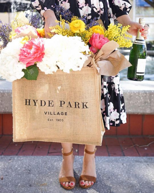 What to see and do in Tampa -- Hyde Park Village