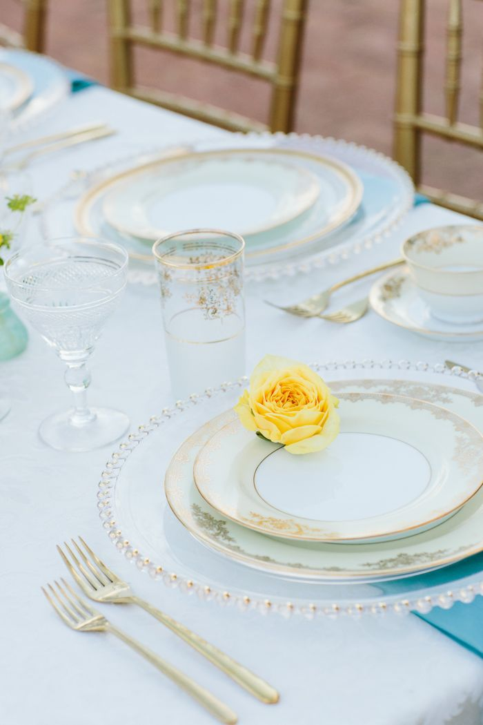 696 Best Table Settings Images On Pinterest Receptions