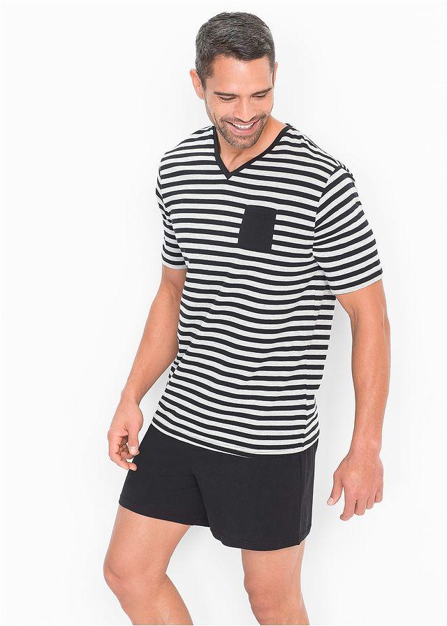 Piżama Z małą kieszonką na wys • 49.99 zł • bonprix
