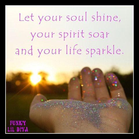#sparkle #quotes #inspirational #funkylildiva