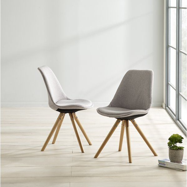 You Ll Love The Alaska Upholstered Dining Chair At Wayfair Co Uk