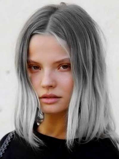 Τα Γκρι Μαλλιά είναι το Απόλυτο Trend και Φέτος! | Woman Oclock