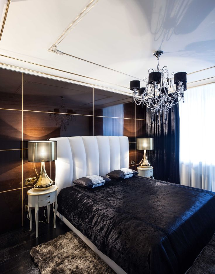 Дизайн спальни.  architectural studio INSCALE #bedroom  #bedroomdesign #design #interior #homedecor #interiordesign #inscale #inscalestudio #artdeco / интерьер в ар-деко / дизайн квартиры / дизайн квартир петербург / спальня в ар-деко