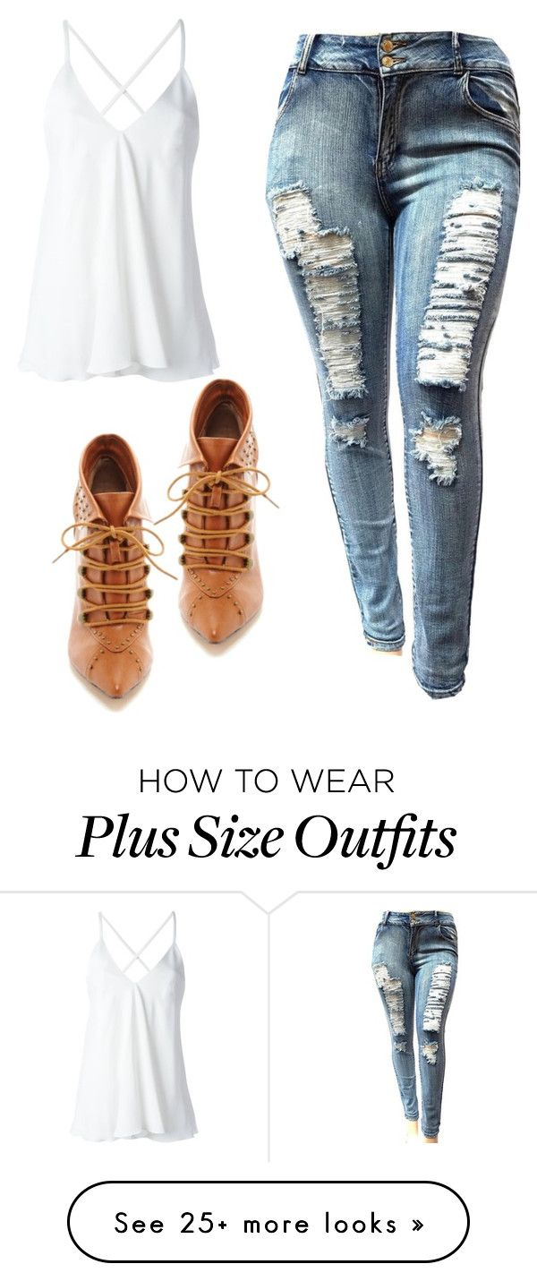 """""""Untitled #1575"""" by mikaelaryan on Polyvore featuring Dondup"""