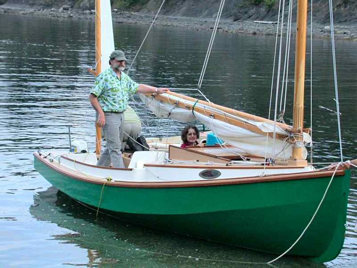 17 Best images about Bolger Boats on Pinterest | Boat plans, Boats and Camps