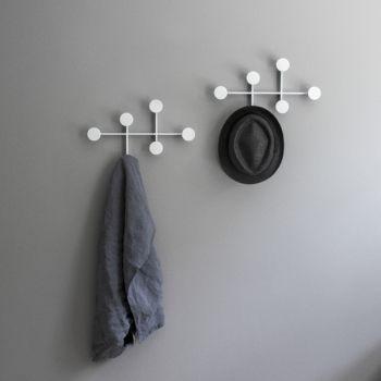 Menu Afteroom seinänaulakko, valkoinen | Naulakot & seinäkoukut | Huonekalut | Finnish Design Shop