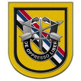39th Special Forces Detachment-Korea.