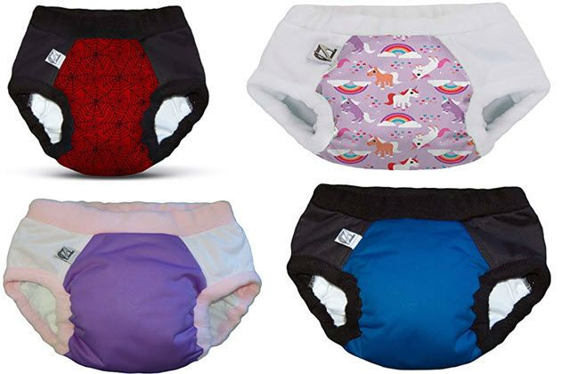 Best Waterproof Cloth Potty Training Pants for Toddlers
