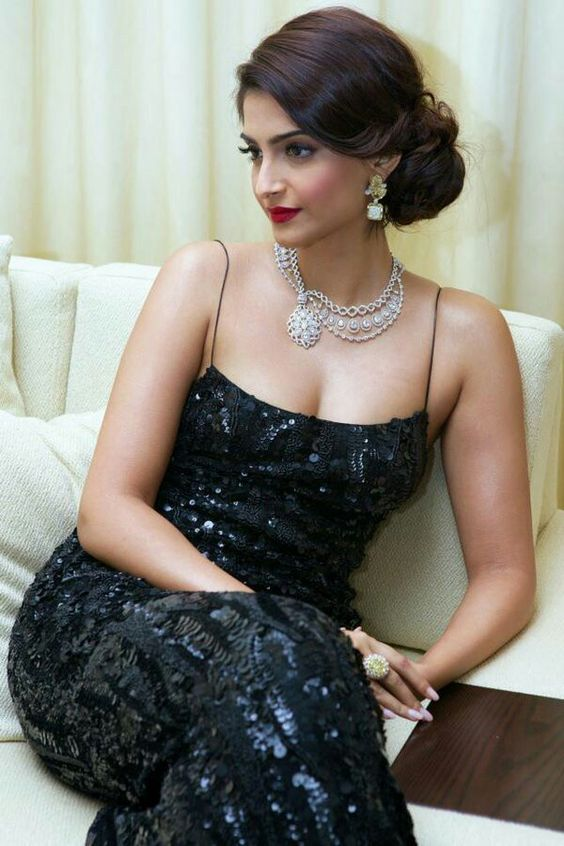 Sonam Kapoor in cocktail evening gown is the most hot and beautiful thing you will see today. - Bollywood Reporter