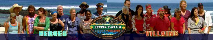 survivor heroes vs villains tdt times sandra   TDT   The True Dork Times Survivor index