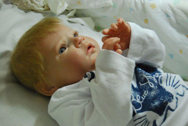 likelife bambole reborn Sabrina di Reva Schick