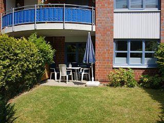Strandnahe+Erdgeschosswohnung+mit+zwei+Schlafzimmern,+kleinem+Garten+und+WLAN+++Ferienhaus in Schönberg - Schönberger Strand von @homeaway! #vacation #rental #travel #homeaway