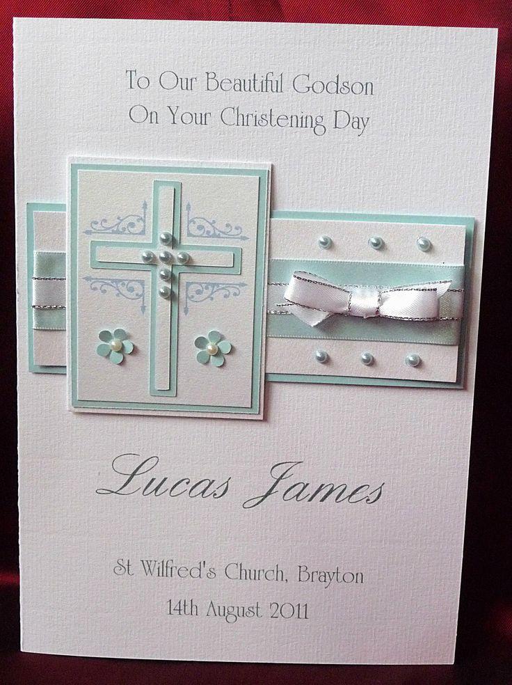 The 25 best Christening card ideas – Christening Card Invitations