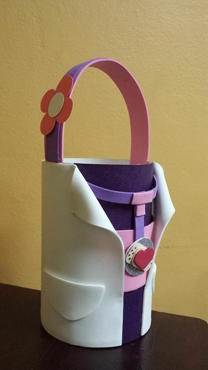 Foamy Doctor Party Bag Inspiration * No instructions available