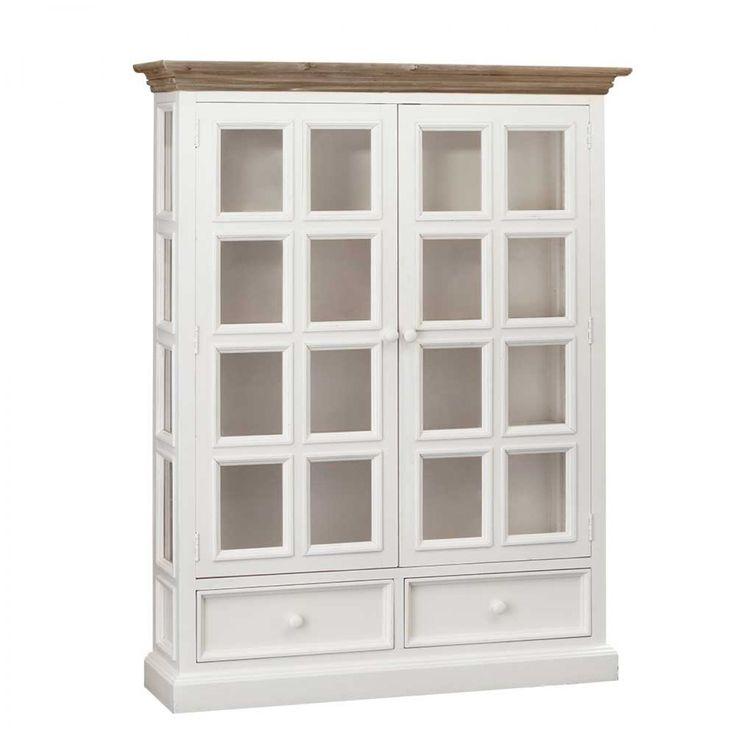 Mansfield 2 Door Display Cabinet - Urban x Country
