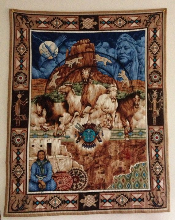 Native American Wall Hangings 19 best native american quilts images on pinterest | indian quilt