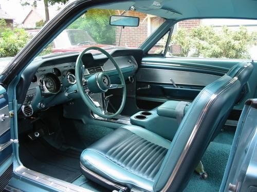 1967 mustang fastback interior clearwater aqua pinterest 1967 mustang mustang fastback for 1967 mustang interior pictures