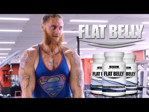 Flat Belly Review - Best Weight Loss Pills For Men - YouTube