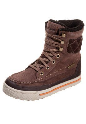 INFERNO GTX - Botas para la nieve - dark brown/rust