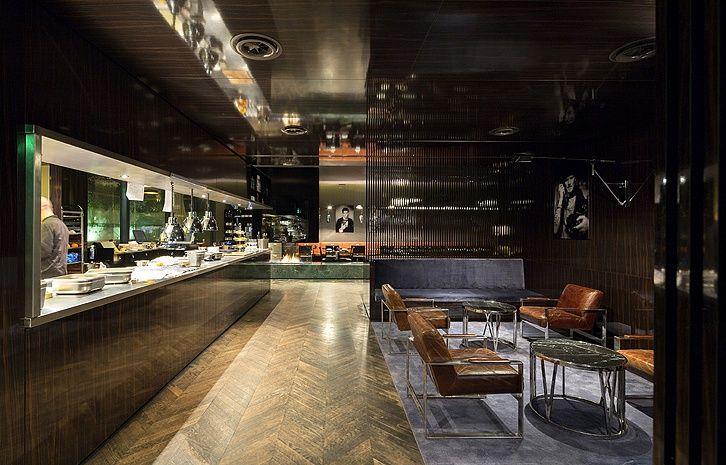 die besten 25 offene k che restaurant ideen auf pinterest restaurant zeichen k che. Black Bedroom Furniture Sets. Home Design Ideas