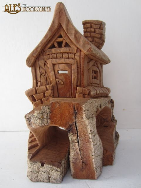 Best bark carvings images on pinterest