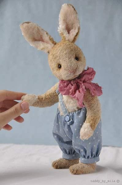 Bunny Tulip By Mila Krystynchenko - Bear Pile