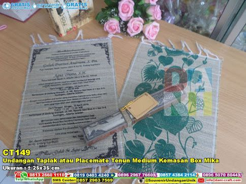 Undangan Taplak Atau Placemate Tenun Medium Kemasan Box Mika Hub: 0895-2604-5767 (Telp/WA)Undangan Taplak Atau Placemate Tenun , Undangan harga murah , Undangan elegan , Undangan gulung , Undangan unik , Undangan kemasan box mika , Undangan bahan mendong , Undangan simple #Undanganbahanmendong #Undangankemasanboxmika #Undangansimple #Undangangulung #Undanganunik #UndanganTaplakAtauPlacemateTenun #Undanganhargamurah #souvenir #souvenirPernikahan