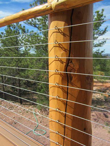70 Best Cable Deck Railings Images On Pinterest