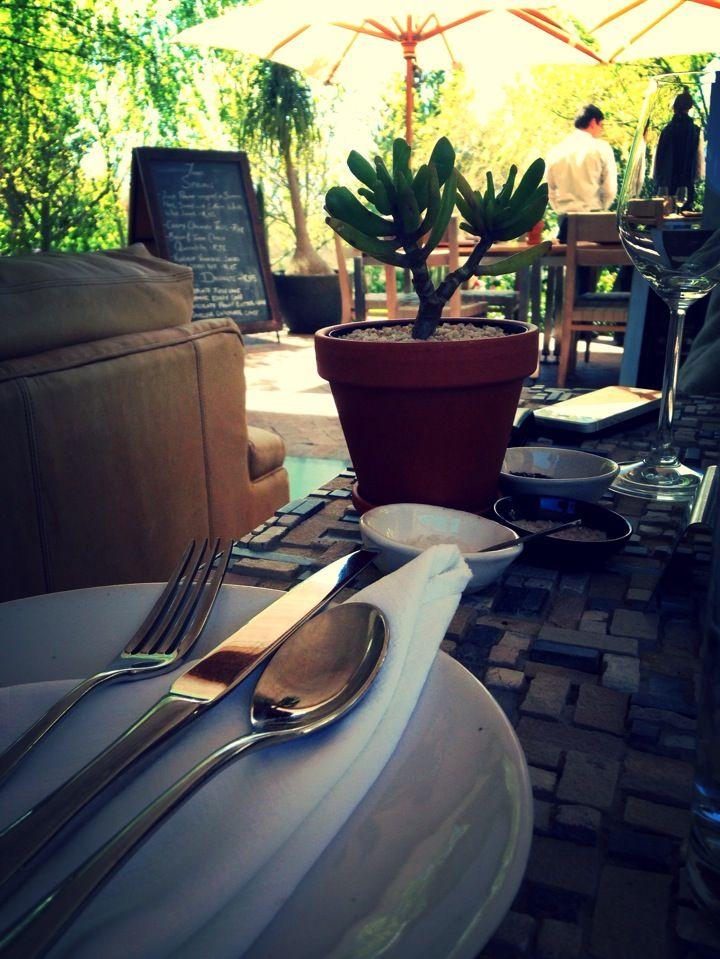 Mexican food in the winelands? Might as well be a bull-seye.
