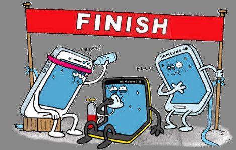 Συγκλονιστικές είναι οι εξελίξεις και τα νούμερα στην αγορά της κινητής τηλεφωνίας σύμφωνα με την τριμηνιαία έκθεση της Kantar Worldpanel, η οποία διεξάγει τη μεγαλύτερη συνεχή έρευνα καταναλωτών για τα κινητά τηλέφωνα σε όλα τον κόσμο, με περισσότερες από 240.000 συνεντεύξεις ανά έτος ... Read more: http://rizopoulospost.com/i-megali-maxi-ton-smartphones/#ixzz2Q2LtIUUu  Follow us: @Rizopoulos Post on Twitter | RizopoulosPost on Facebook #android, #iphone, #app, #news, #technology, #ipad