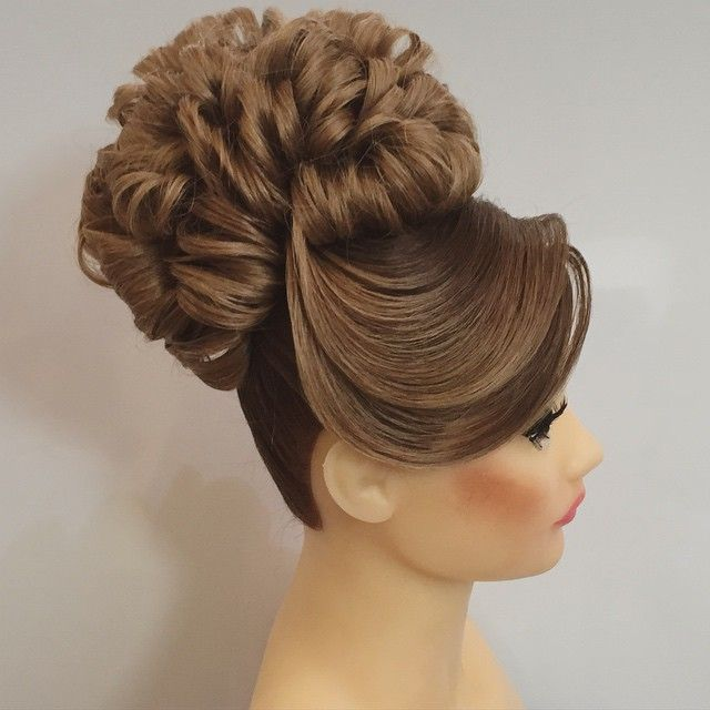 stylist hair styles 494 best peinados images on ballroom dress 6308